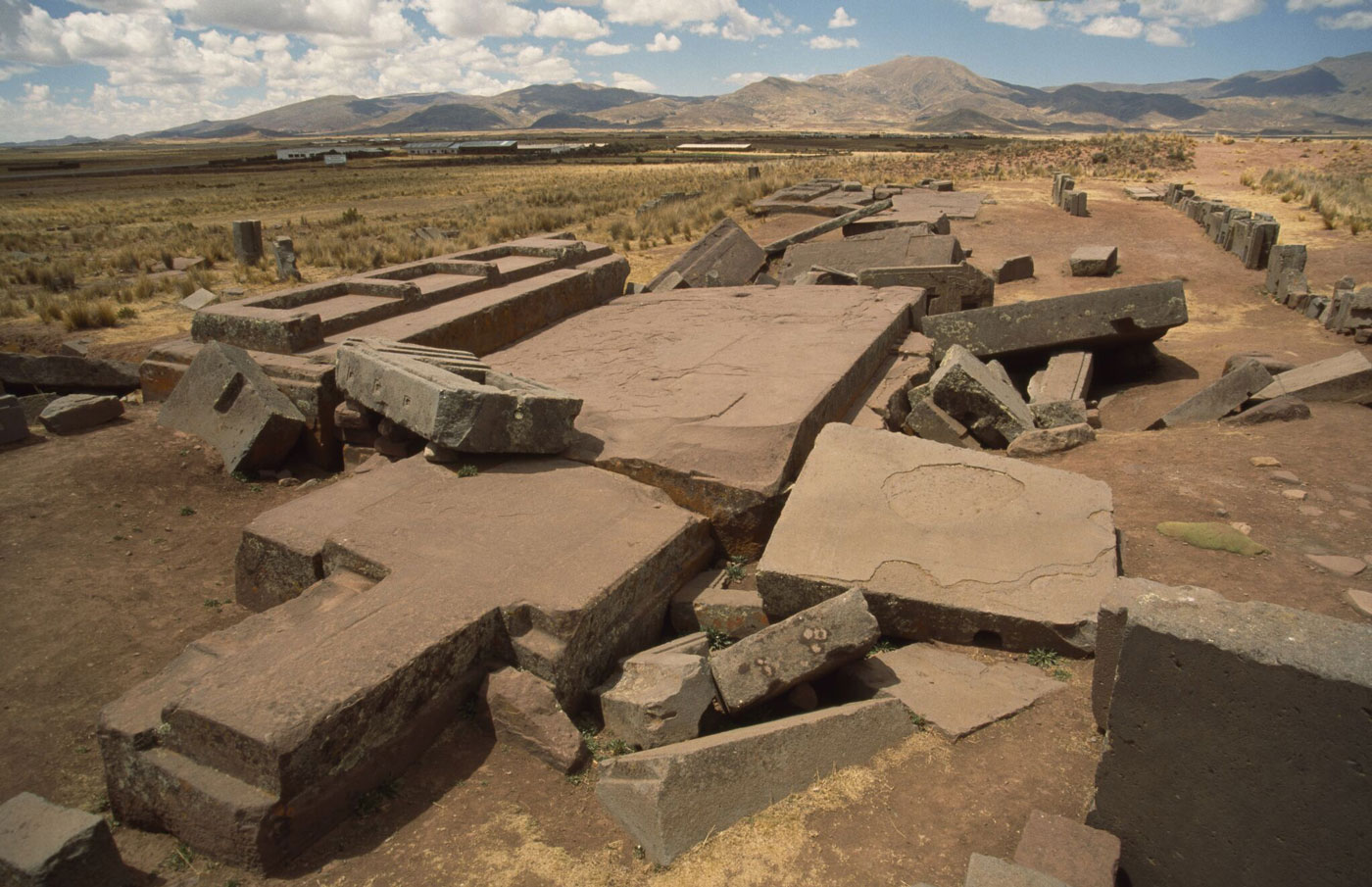 Pumapunku Temple: Ellis Island of the Tiwanaku